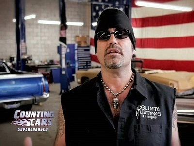 Counting Cars: Supercharged