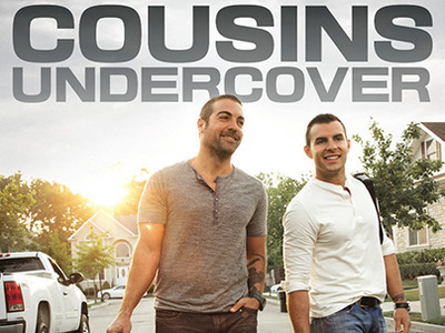 Cousins Undercover tv show photo