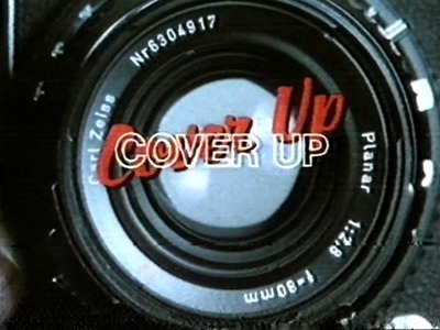 Cover Up tv show photo
