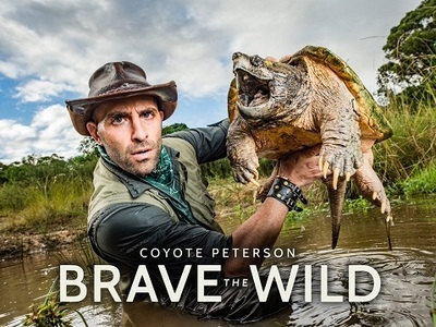 Coyote Peterson: Brave The Wild tv show photo