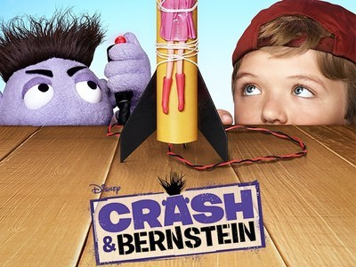 Crash & Bernstein tv show photo