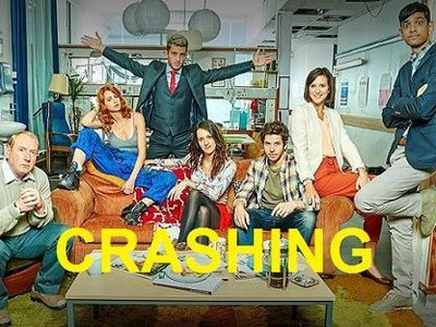 Crashing (UK) tv show photo