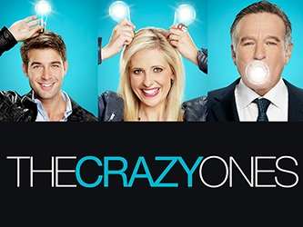 The Crazy Ones tv show photo