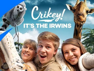 Crikey! It's the Irwins tv show photo