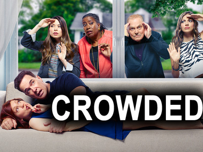 Crowded tv show photo