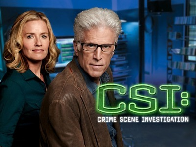 CSI: Crime Scene Investigation TV Show