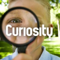 Curiosity tv show photo