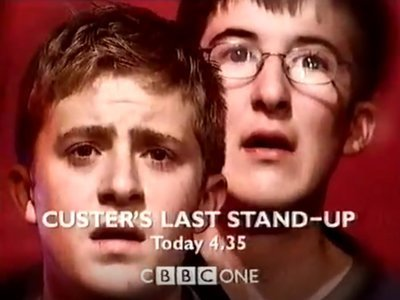 Custer's Last Stand-Up (UK)