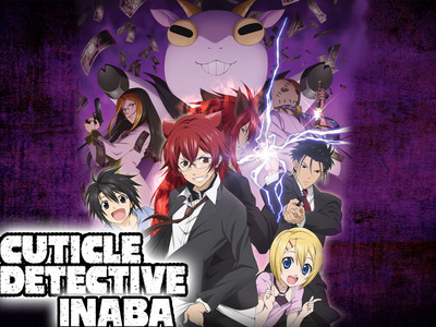 Cuticle Detective Inaba tv show photo