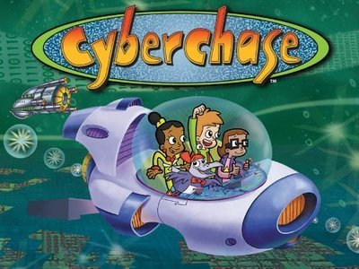 Cyberchase tv show photo