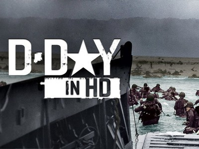 D-Day in HD tv show photo