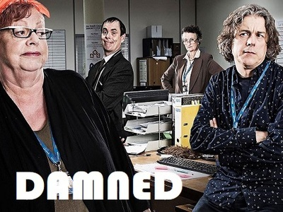 Damned tv show photo