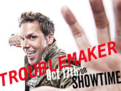Dane Cook Troublemaker