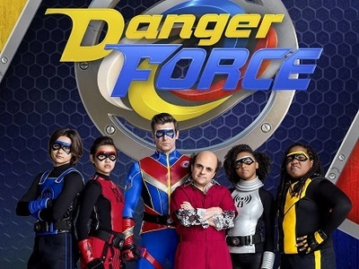 Danger Force tv show photo
