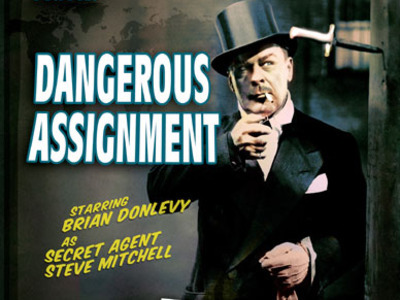 Dangerous Assignment tv show photo
