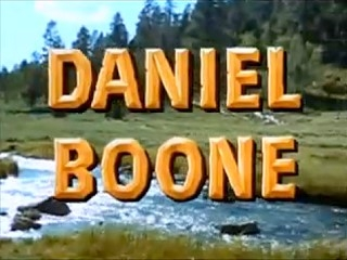 Daniel Boone tv show photo