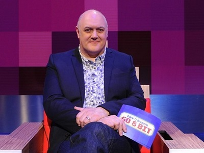 Dara O Briain's Go 8 Bit tv show photo