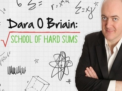 Dara O'Briain: School of Hard Sums (UK)