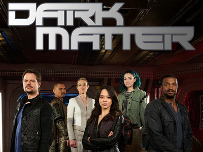 Dark Matter tv show photo