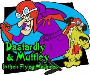 Dastardly and Muttley in Their Flying Machines tv show photo