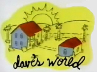 Dave's World tv show photo
