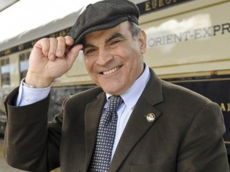 David Suchet on the Orient Express (UK)