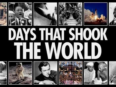 Days That Shook the World (UK)
