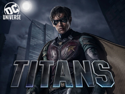 Titans tv show photo