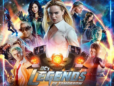 DC's Legends Of Tomorrow tv show photo