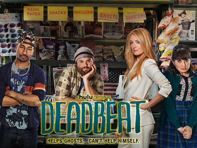 Deadbeat tv show photo