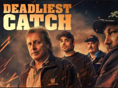 Deadliest Catch tv show photo