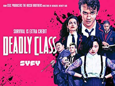 Deadly Class tv show photo