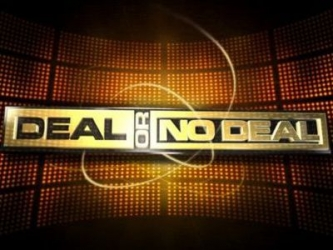 Deal or no Deal Daytime tv show photo