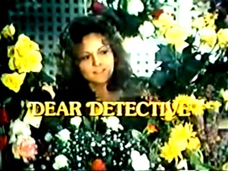 Dear Detective tv show photo