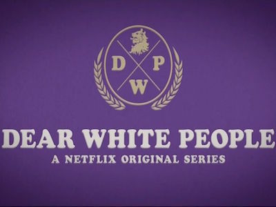 Dear White People tv show photo