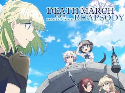 Death March to the Parallel World Rhapsody (JP) tv show photo