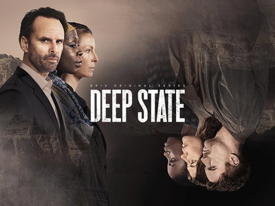 Deep State tv show photo