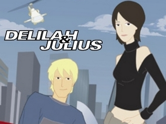 Delilah and Julius tv show photo
