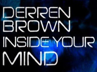 Derren Brown Inside Your Mind