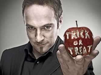 Derren Brown: Trick Or Treat (UK) tv show photo