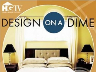 Design on a Dime tv show photo