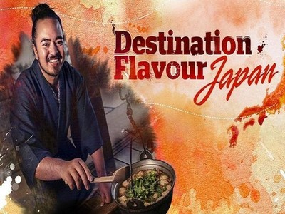 Destination Flavour Japan tv show photo