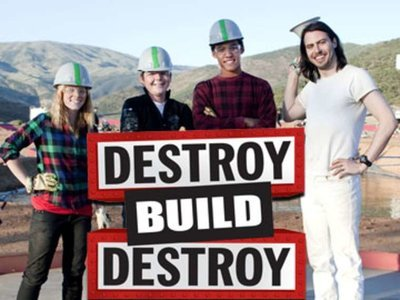 Destroy Build Destroy tv show photo