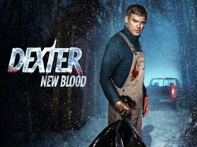 Dexter tv show photo