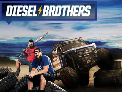 Diesel Brothers tv show photo