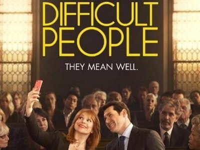 Difficult People tv show photo