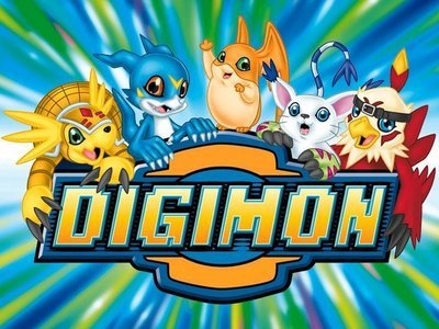 Digimon tv show photo