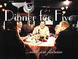 Dinner for Five tv show photo