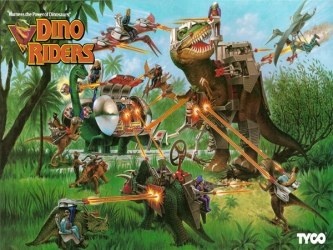 Dino-Riders tv show photo