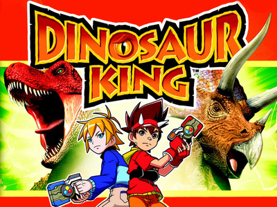 Dinosaur King tv show photo